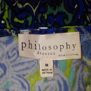 Philosophy Dresses - Philosophy dress